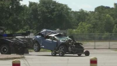 Tratan de establecer las causas del accidente al este de Houston que cobró la vida de una niña de 4 años
