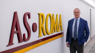 Oficial: Claudio Ranieri es el nuevo entrenador de la Roma