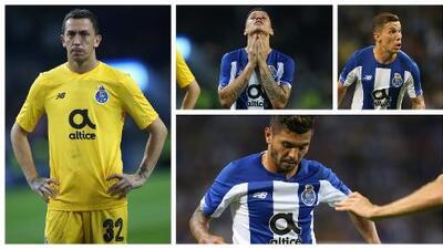 En fotos: Marchesín, Tecatito y Mateus se quedan sin Champions League