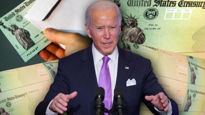 Biden propone un tercer cheque de estímulo económico.