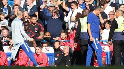"¡La historia de la trifulca! Mourinho tras la disculpa del asistente del Chelsea: ""No voy a matarte"""