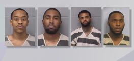 Arrestan a cuatro personas acusadas de homicidio capital en relación con un tiroteo mortal en febrero