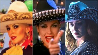 De Marjorie de Sousa a Thalía: actrices que incursionaron sin éxito en el regional mexicano