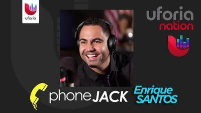 Phone Jack de Enrique Santos - El menú: Hombres