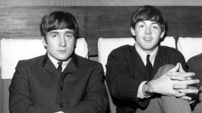 ANNIVERSARY:  JOHN LENNON & PAUL McCARTNEY MET 60 YEARS AGO