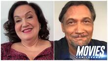 ¡Celebramos ser latinos con Olga Merediz y Jimmy Smits de In The Heights!