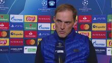 """Thomas Tuchel tras el empate: """"En el primer tiempo merecimos ganarlo"""""""