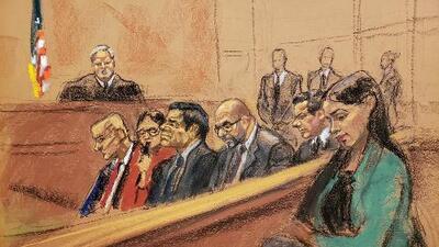 Tras casi 12 semanas de juicio, un jurado le puso punto final a la carrera delictiva de 'El Chapo' Guzmán