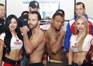 Ramón 'Inocente' Álvarez y Richard Gutiérrez listos para 'Sólo Boxeo'