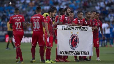 Gracias a Dorados y Atlético San Luis, Veracruz está oficialmente descendido... por reglamento
