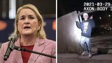 """""""Matar a un niño es inaceptable"""": Congresista Sylvia García repudia muerte de Adam Toledo a manos de policía"""