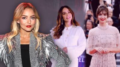 Angelique Boyer no calla nada sobre la elección de Camila Sodi y Paz Vega para 'Rubí' y 'Cuna de lobos'