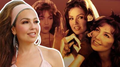 Thalía regresaría a las telenovelas solo con una condición