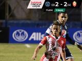 Real Estelí sorprende al Motagua y gana boleto a la Concachampions