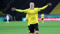 Haaland salvo al Borussia Dortmund en tiempo extra