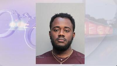 Arrestan al sospechoso de dispararle a un hombre afuera de una sinagoga en Miami-Dade