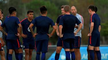 Estados Unidos tendrá nuevas bajas de cara a la Fecha FIFA