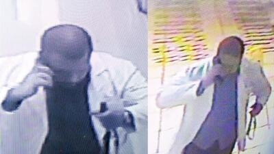 Buscan hombre, quien vestido de doctor, asesinó mujer en hospital de Mayagüez