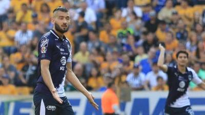 """Nico Sánchez quería más para Monterrey: """"No me voy contento por haber ganado la Concacaf"""""""