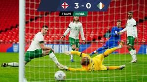 Inglaterra derrota a Irlanda tras 32 años de no lograrlo