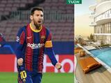 Messi adquiere lujoso penthouse en Miami… ¿planificando el futuro en la MLS?