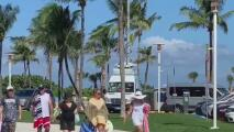 A pesar del cambio de trayectoria del huracán Dorian, Florida se mantiene en alerta