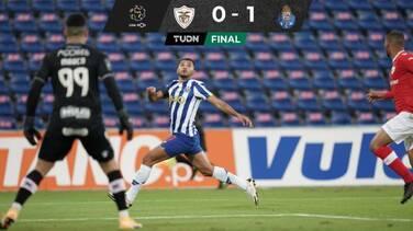 Porto vence a Santa Clara con Tecatito de titular