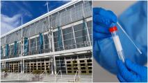 Confirman que 47 niños albergados en el Centro de Convenciones de Long Beach dieron positivo por coronavirus