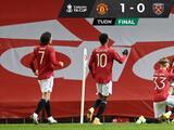 Manchester United sufrió hasta el tiempo extra, pero avanzo en FA Cup