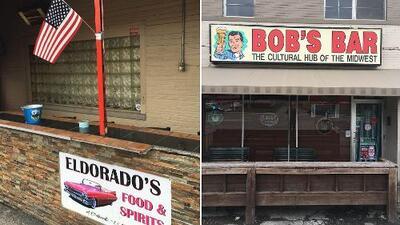 La división política de EEUU contada a través de dos bares de Ohio