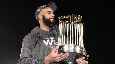 Lágrimas de un campeón: David Price y su momento especial con los Red Sox