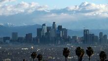 Los Ángeles tendrá una tarde de viernes con condiciones secas y cielos despejados