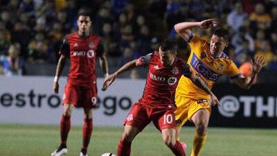 Con la final de la Liga de Campeones en mente, Toronto FC busca hacer algo grande frente al América