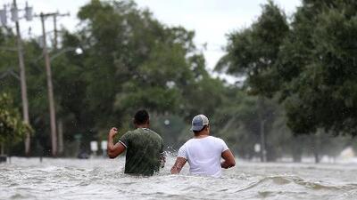 Copiosas lluvias, apagones e inundaciones, los daños que ha dejado Barry a su paso por Louisiana