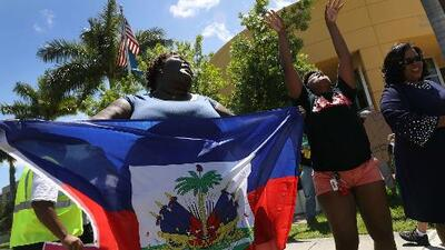 Gobierno de Trump cancela el TPS para casi 60,000 haitianos que permanecen en EEUU