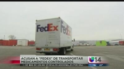 FedEx enfrentará cargos por tráfico de medicamentos en EU
