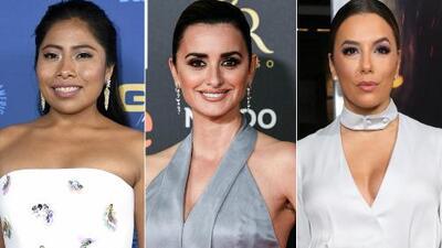 Del estilo romántico al masculino: analizamos los looks de Yalitza Aparicio, Penélope Cruz y Eva Longoria