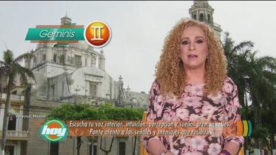 Mizada Géminis 28 de junio de 2017