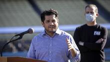 Jimmy Gomez pide expulsar del Congreso a la republicana que amenazó con matar demócratas