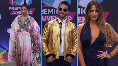 El Fashionómetro: los mejor y peor vestidos de Premios Juventud 2017