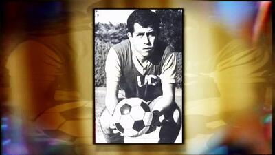 Este hombre recordó con cariño sus años dorados como futbolista y miembro de la selección de Estados Unidos