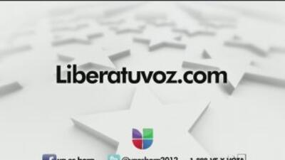 Libera tu Voz: Locutores en TV te invitan