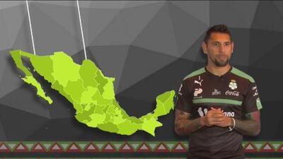 Los futbolistas de la Liga MX se unieron a la celebración del Grito de Independencia