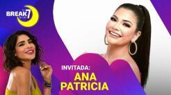 De corazón a corazón, Ana Patricia tiene una emotiva plática con Ale Espinoza en El Break de las 7