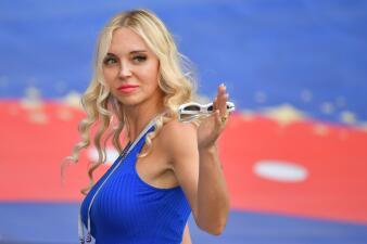 Suecas e Inglesas fueron protagonistas en el Samara Arena para los cuartos de final