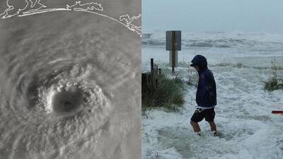 Huracán Michael tocó tierra en Florida acercándose a categoría 5