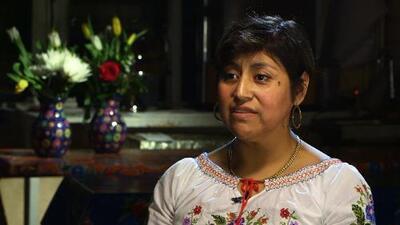 La oscura premonición que le hicieron a una emigrante mexicana antes de convertirse en una exitosa chef