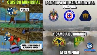 Las burlas al Clásico Regio y al América en medio del arranque de las Semifinales