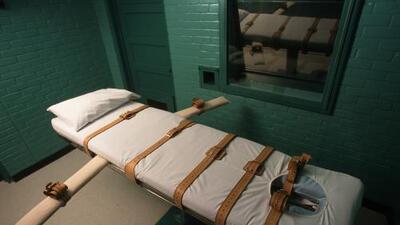 Preparan tres ejecuciones para este jueves en Florida, Texas y Alabama, algo que no pasa en un mismo día desde 2010