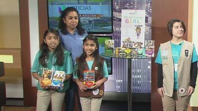 Inicia la temporada de venta de galletas de las Girl Scouts